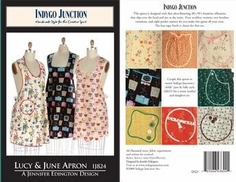 Lucy and June Apron A Jennifer Edington Design from Indygo Junction