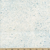 Luxury Blenders Cotton Fabric - Snow 380COK