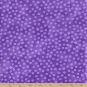 Marble Mate Cotton Fabric - Purple Dot