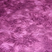 Marbleous Jacquard Cotton Fabric -  Eggplant - Clearance
