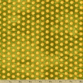 Marmalade Cottage Dots Cotton Fabric - Green Q1015-76337-758W