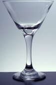 Martini Glass - 9.25oz - Clear