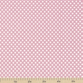 McCall's Polka Dot Cotton Fabric - Pink