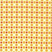 Meadow Dot from Michael Miller Fabrics - citrus - Clearance