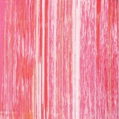 Meet Me at Sunset Cotton Fabric - Aquatic Stripe Pink