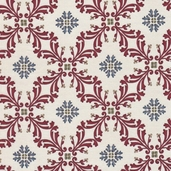 Memories of Provence Cotton Fabric Collection - Cream