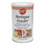 Meringue Powder 8 oz. - CLEARANCE