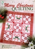 Merry Christmas Quilting by Barbara Clayton