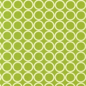 Metro Living Cotton Fabric - Chartreuse