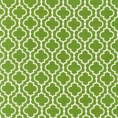 Metro Living Cotton Fabric - Grass