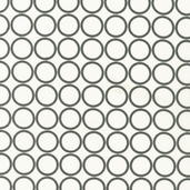 Metro Living Cotton Fabric - Grey
