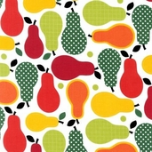 Metro Market Cotton Fabric - Fiesta