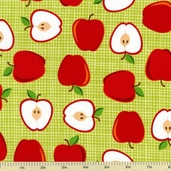 Metro Market Cotton Fabric - Harvest AYS-13055-196