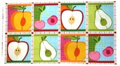 Metro Market Cotton Fabric - Summer Panel AYS-13056-193