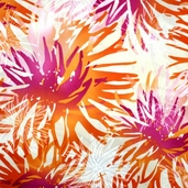 Mimosa Cotton Fabric - Summer