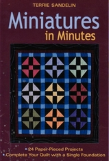 Miniatures in Minutes by Terrie Sandelin