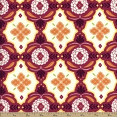 Mission View Cotton Fabric - Sorbet ABJ-12058-239