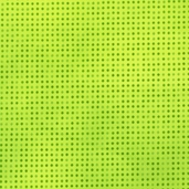 Mixmasters Dot To Dot Cotton Fabric - Lime