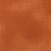 Mixmasters Dot to Dot Cotton Fabric - Rust