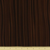 MixMasters Satinesque Stripe Cotton Fabric Chocolate APL-9772-167