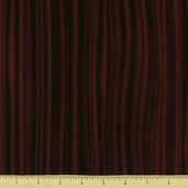 MixMasters Satinesque Stripe Cotton Fabric - Mahogany APL-9772-171