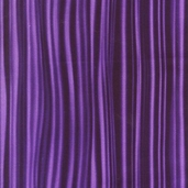 Mixmasters Satinesque Stripe Cotton Fabric - Pansy