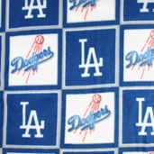 MLB Fleece L.A. Dodgers