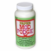 Mod Podge Paper Gloss Acid Free - 16 oz