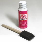 Mod Podge Puzzle Saver Glue - 2oz