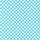 Modern Whimsy Cotton Fabric - Park Circles