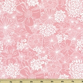 Mon Sheri Cotton Fabric - Blossom AKU-10777-106