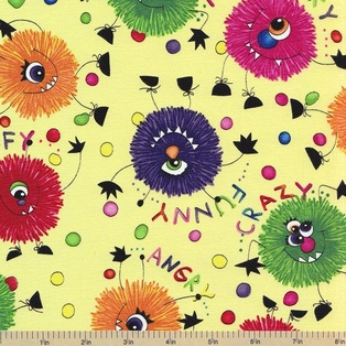 http://ep.yimg.com/ay/yhst-132146841436290/monsters-cotton-fabric-yellow-2.jpg