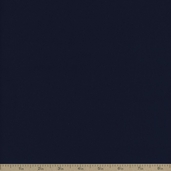 Montauk Twill Cotton Fabric - Midnight