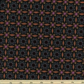 Moonlit Garden Cotton Fabric - Morocco K4128-186 - Clearance