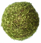 Moss, Duckweed and Natural Twig Ball 16 inch - CLEARANCE