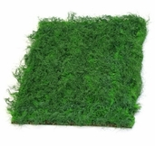 Moss Grass Mat 12 - Green