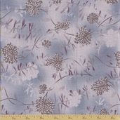 Mrs. March's Collection Cotton Fabric - Blue