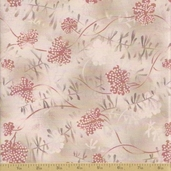 Mrs. March's Collection Cotton Fabric - Cream