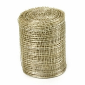 Natural Sinamay Ribbon 3 in. 8yds spool