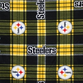 NFL Fleece Pittsburgh Steelers - Black