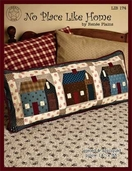 No Place Like Home Applique Pattern