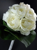 Nosegay Wedding Bouquet - Cream