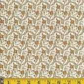 Nouvelle Melodie Cotton Fabric