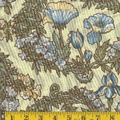 Nouvelle Melodie Cotton Fabric  - Spring