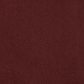 Nu-Suede Polyester Fabric - Burgundy
