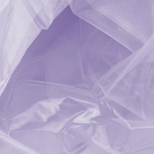 Nylon Organdy Fabric - Lavender