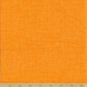 Orange Crush Cotton Fabric - Tangerine