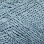 Organic Cotton Yarn - Blue Lagoon