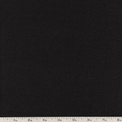 Organic Wide Cotton Sheeting - Black O034-1019 BLACK