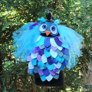Owl Costume with Mask